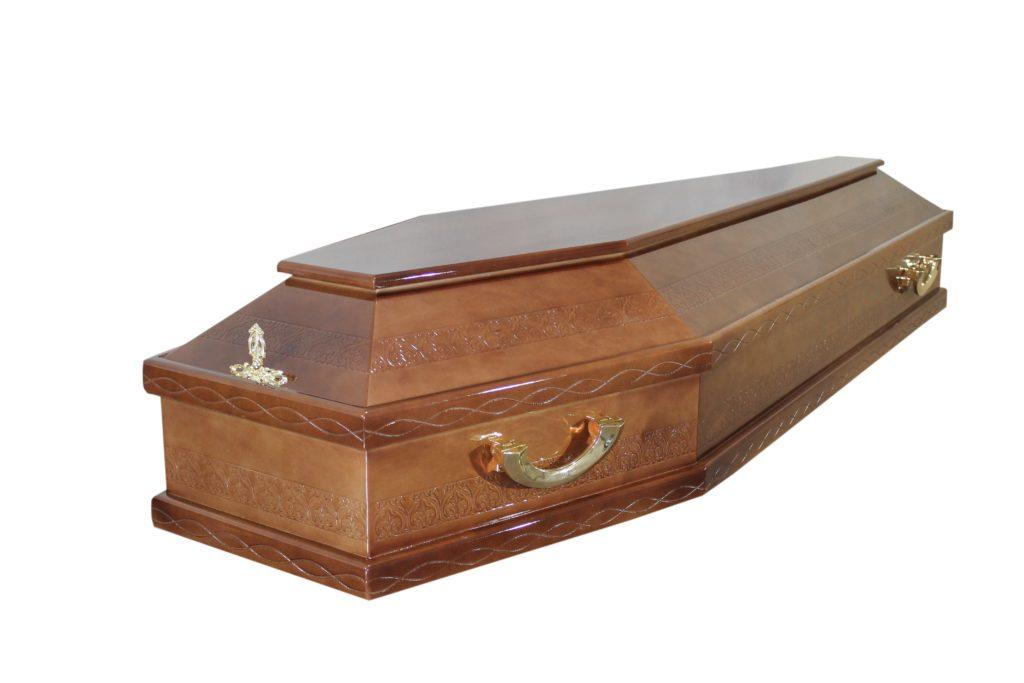 гроб из фанеры